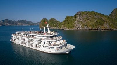 5halong bay 1 2 overnight cruise 2